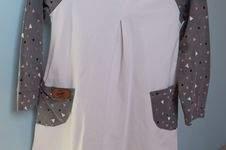 Makerist - Schlichte Tunika mit großen Taschen - 1