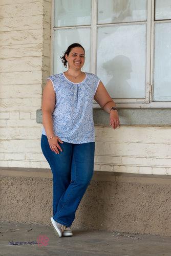 Makerist - Mein neues Lieblingsshirt: Lady Leana von mialuna - Nähprojekte - 1