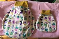Makerist - Baby -  und Puppen - Pucksack - 1