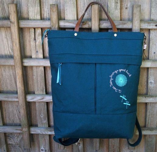 Makerist - Mila Uni Bag von Unikati-jede Naht ein Unikat und Ver-nähen mit Herz - Nähprojekte - 1