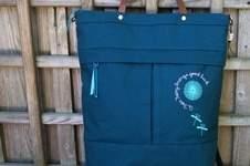 Makerist - Mila Uni Bag von Unikati-jede Naht ein Unikat und Ver-nähen mit Herz - 1
