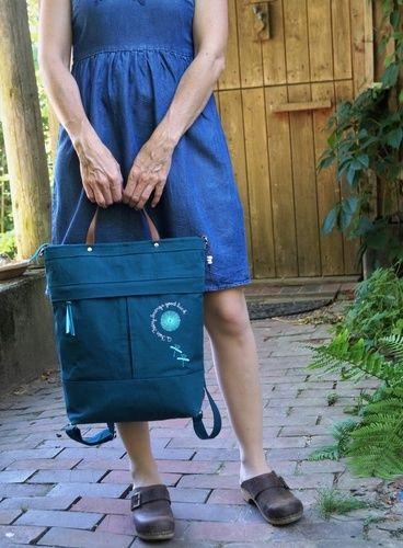 Makerist - Mila Uni Bag von Unikati-jede Naht ein Unikat und Ver-nähen mit Herz - Nähprojekte - 2