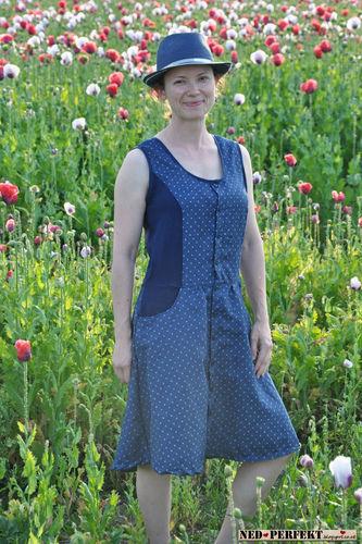 Makerist - Kleid Tuva von Kreativlabor Berlin - Nähprojekte - 1