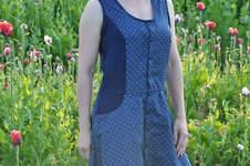 Makerist - Kleid Tuva von Kreativlabor Berlin - 1