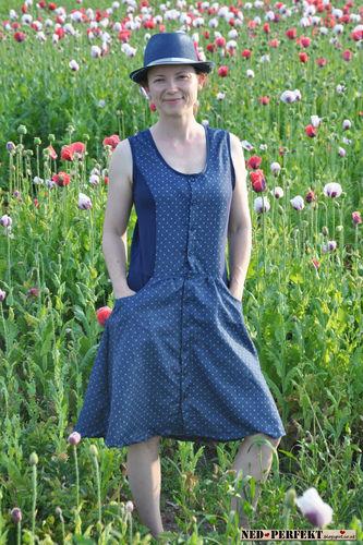 Makerist - Kleid Tuva von Kreativlabor Berlin - Nähprojekte - 2