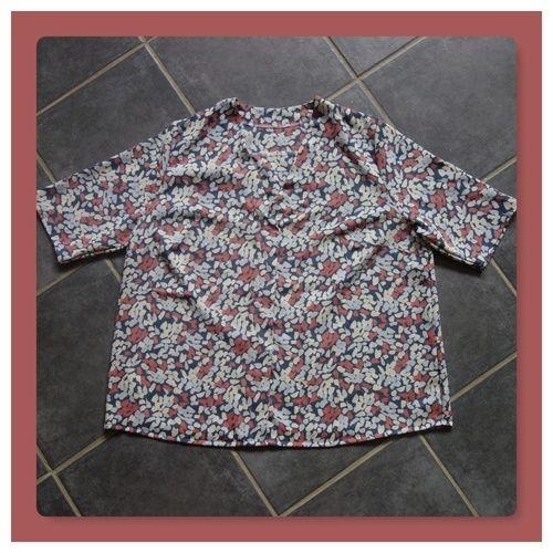 Makerist - Bluse Marisol von Lillesol & Pelle - Nähprojekte - 1