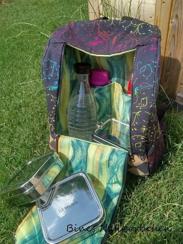 Makerist - Rucksack für mich  - Nähprojekte - 2