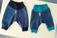 Makerist - Hosen mit Bündchen - Klimperklein - 1