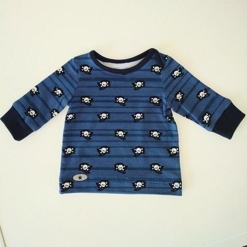 Makerist - Schmales Shirt - Klimperklein - Nähprojekte - 1