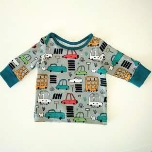 Makerist - Schmales Shirt - Klimperklein - 1
