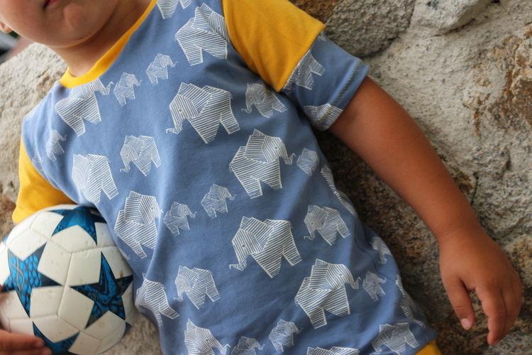 Makerist - PhiBobo's Shirt und Short aus Jersey - Nähprojekte - 1