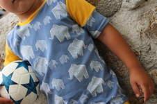 Makerist - PhiBobo's Shirt und Short aus Jersey - 1