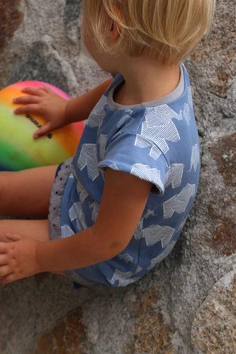 Makerist - PhiBobo's Shirt und Short aus Jersey - Nähprojekte - 2