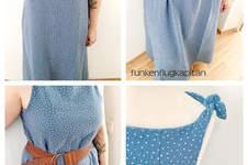 Makerist - Kleid nach dem Schnittmuster Knotenliebe von Jojolino - 1