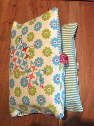 Makerist - Wickeltasche für Unterwegs - 1