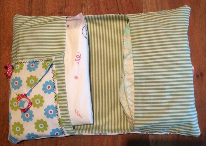 Makerist - Wickeltasche für Unterwegs - Nähprojekte - 2