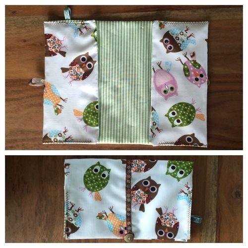 Makerist - Wickeltasche für Unterwegs - Nähprojekte - 3