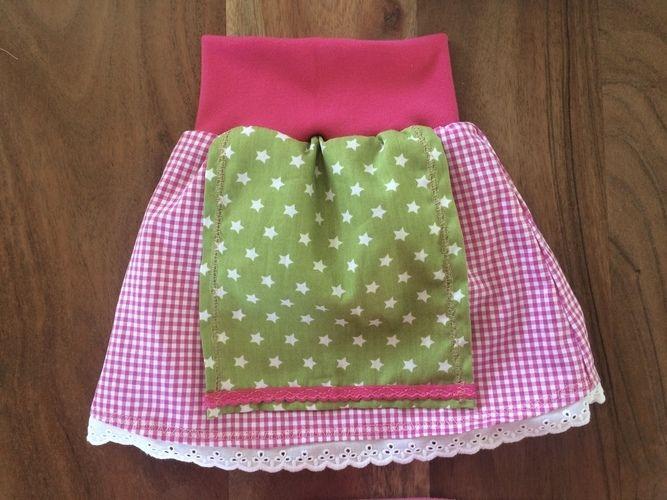 Makerist - Trachtenrock für Babys - Nähprojekte - 1