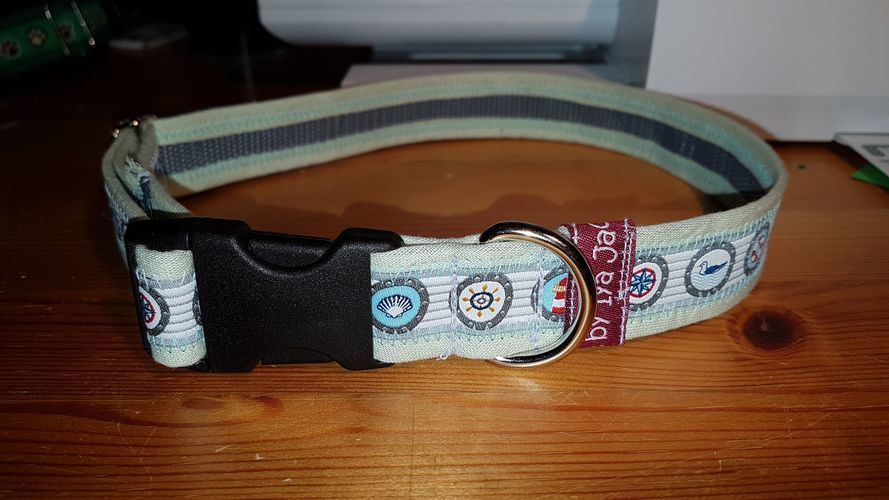 Makerist - Hundehalsband von Isarwerke - Nähprojekte - 1