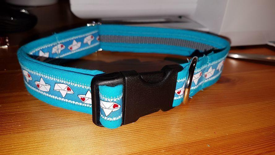 Makerist - Hundehalsband von Isarwerke - Nähprojekte - 3