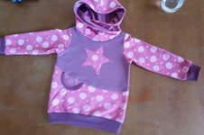 Makerist - Hoodie für das Enkelchen, Schnitt von Lybstes - 1