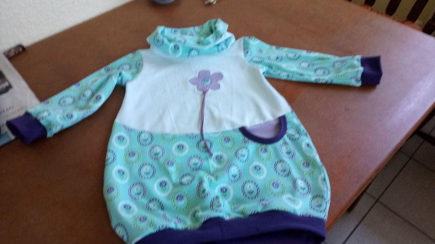 Makerist - Ballonkleid Milla von Lybstes, auch für das Enkelchen - Nähprojekte - 2