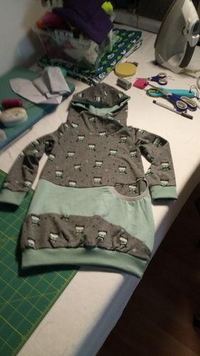 Makerist - Ballonkleid Milla von Lybstes, auch für das Enkelchen - Nähprojekte - 3
