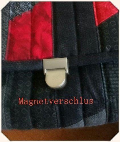 Makerist - Tasche, Anleitung von Gunhild Müller - Patchwork-Projekte - 2