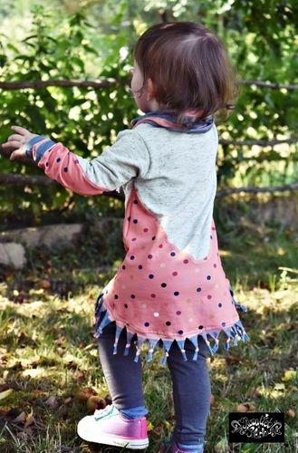 Makerist - Herbsttunika  - Nähprojekte - 2