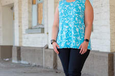 Makerist - Easy Summer Shirt - 1
