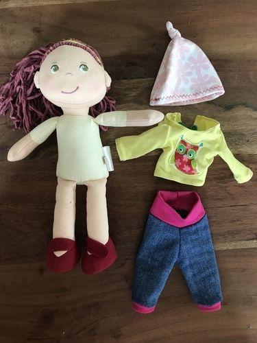 Makerist - Puppenanziehsachen für Mona - Upcycling - Nähprojekte - 2