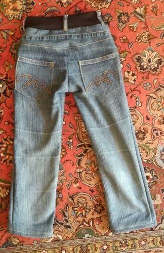 Makerist - Upcycling Jeans für 3jährigen (Gr.110/116) Nr. 2 - Nähprojekte - 2