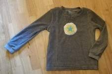 Makerist - Upcycling Pulli Gr. 116 - 1