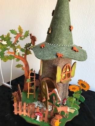 Makerist - Meine Wichtelhäuser 2 - 1