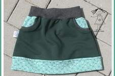 Makerist - Little Sweat Skirt von Lin-Kim - 1