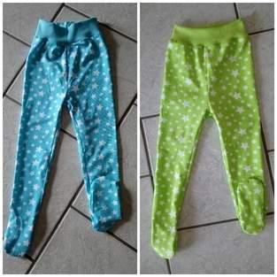 Makerist - Schlafanzughosen mit Füßen - 1