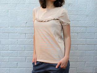 """Makerist - Shirt """"Marla"""" mit Rüschen - 1"""