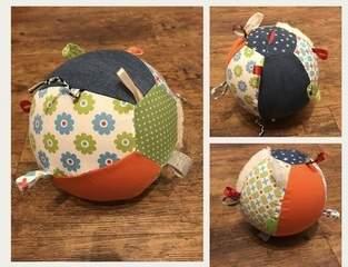 Makerist - Luftballonhülle und Greifball für Babys - 1