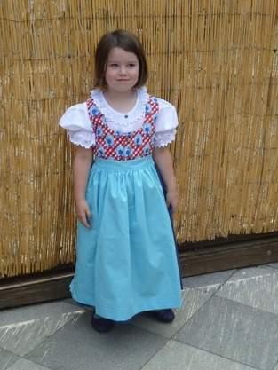 Makerist - Vroni-Kinderdirndl fü meine Enkelin - 1