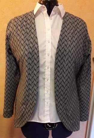 Makerist - Sweat-Jacke für Weihnachten  - 1