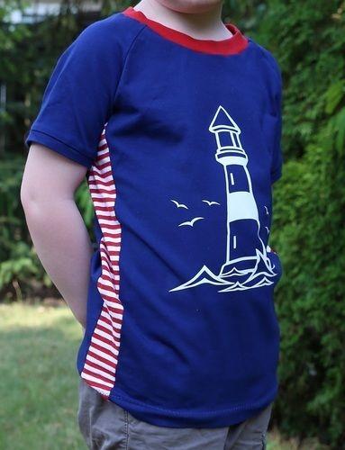 Makerist - Maritimes Sommershirt - Nähprojekte - 1