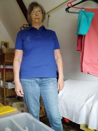 Makerist - Poloshirt aus Baumwolljersy ohne Knöpfe  - Nähprojekte - 1