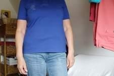 Makerist - Poloshirt aus Baumwolljersy ohne Knöpfe  - 1