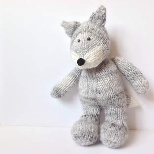 Makerist - Gray Wolf - 1