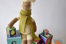 Makerist - Pax the Alpaca - 1