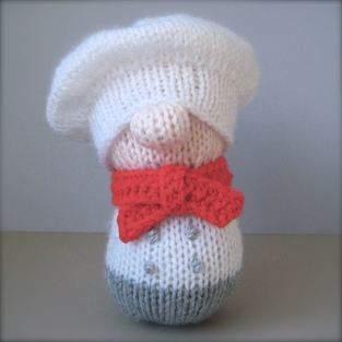 Makerist - Mr Bun the Baker - 1