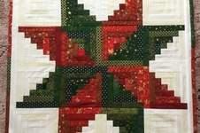 Makerist - Weihnachtsstern Mitteldecke  - 1