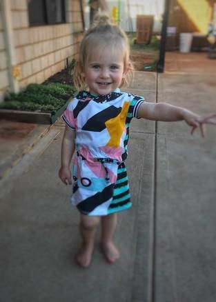 Makerist - Tilt dress for my 2yr old daughter  - 1