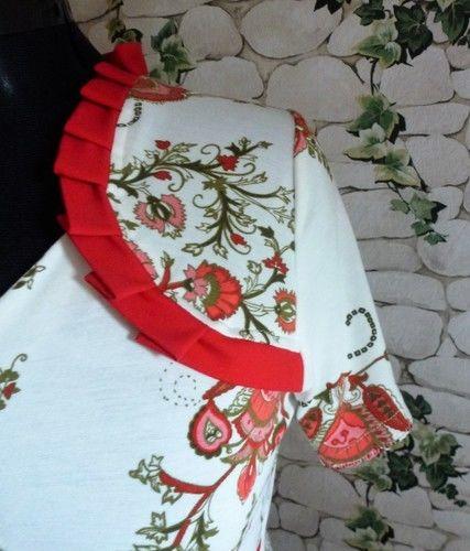 Makerist - Sommerlieb von Schwalbenliebe - ein wirklich ausgefallenes Shirt - Nähprojekte - 2