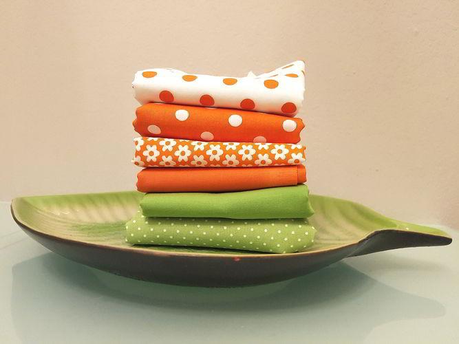 Makerist - Lucky Bear & Orange Patchworkdecke für unsere Kleinen - Patchwork-Projekte - 2